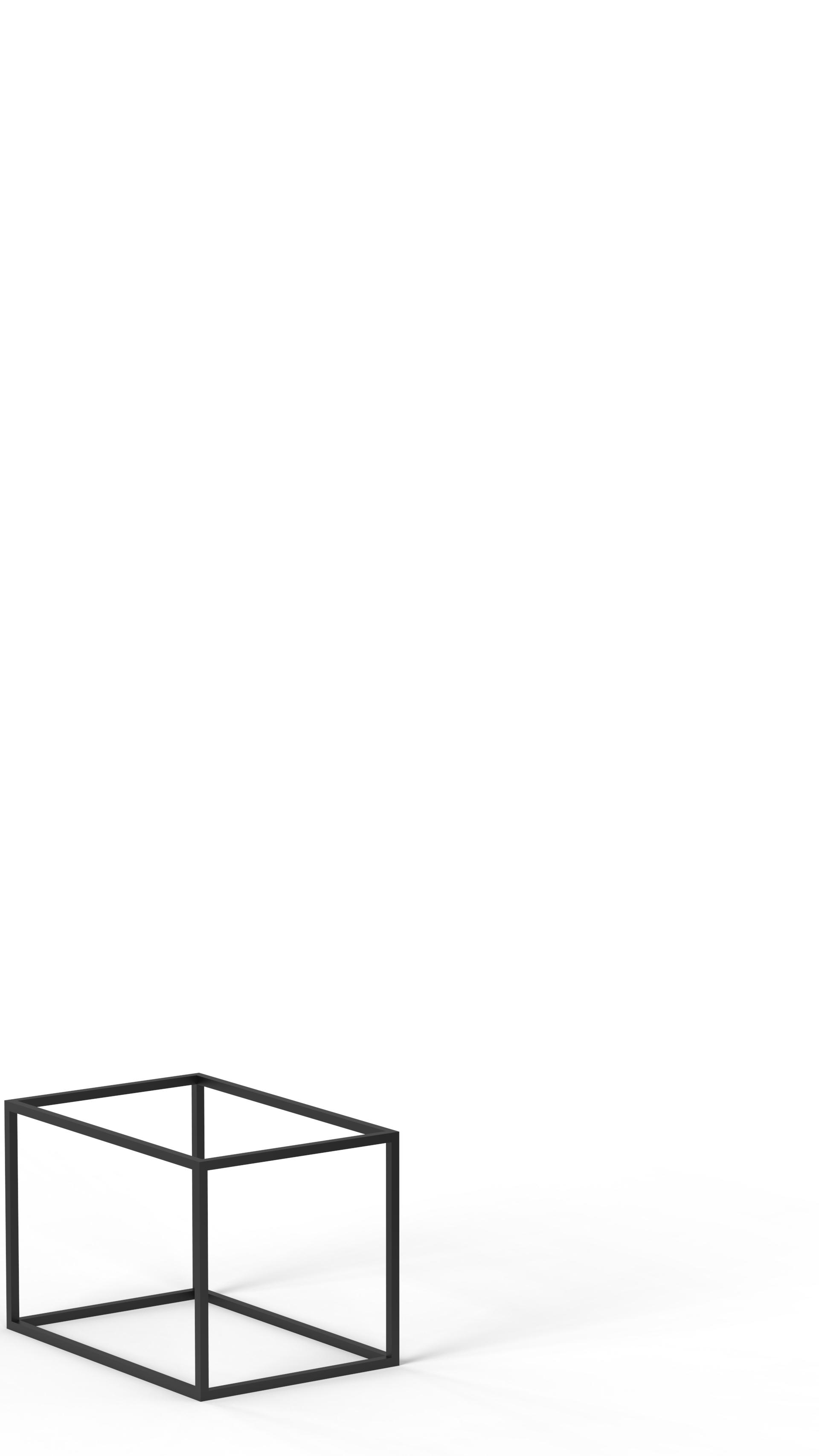 INITCAG30X20 Présentoir polyvalent cage SAINT-HONORÉ PARIS