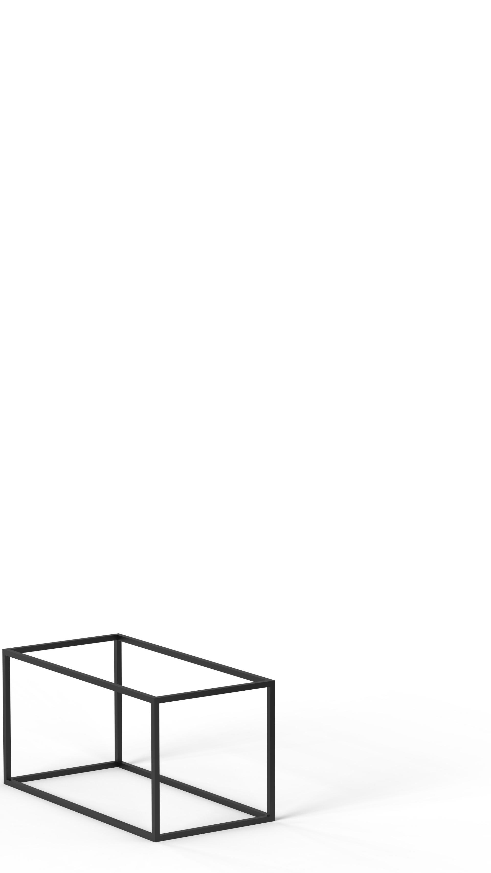 INITCAG40X20 Présentoir plyvalent cage SAINT-HONORÉ PARIS