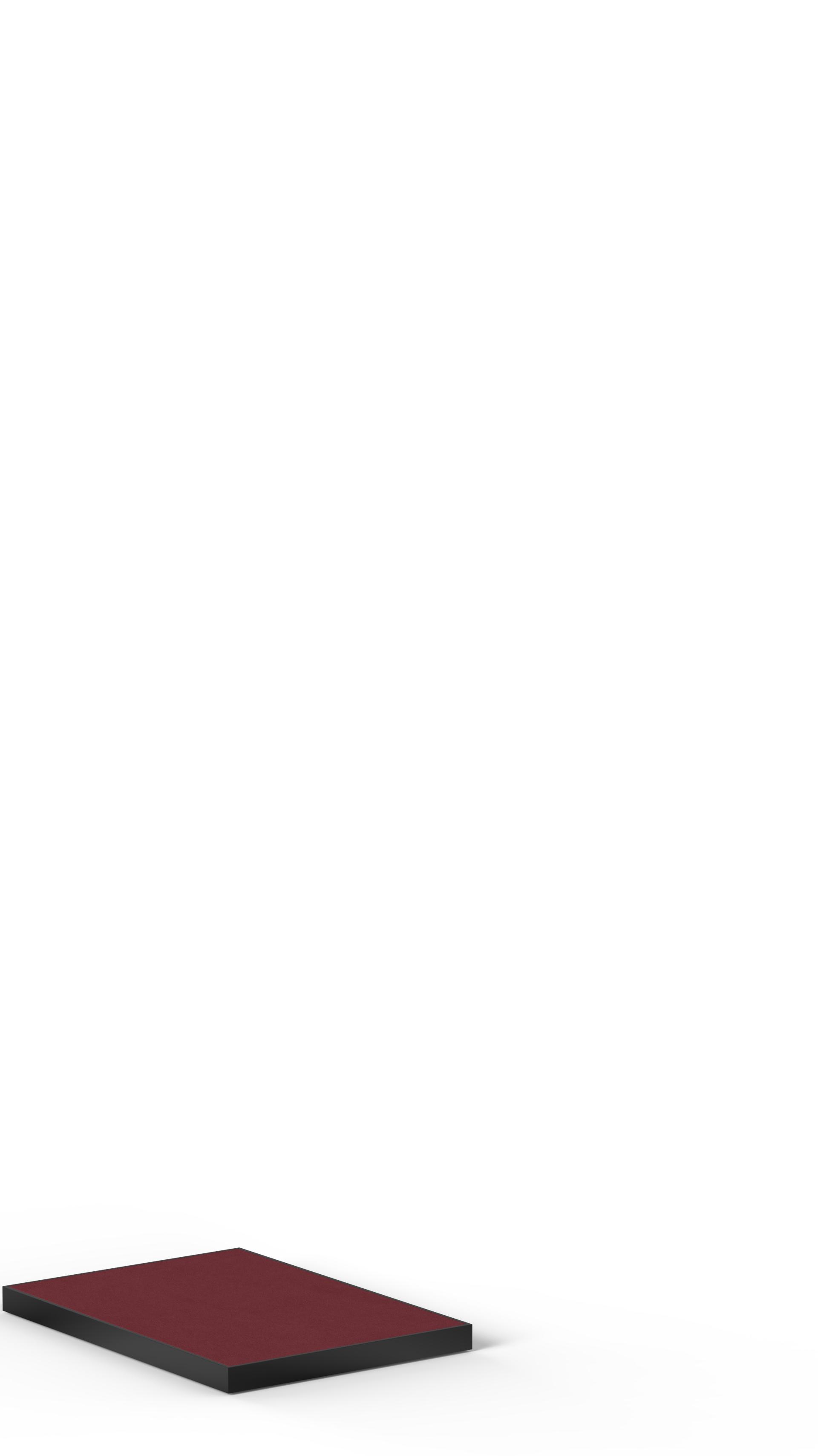 INITPLPG35x25x2x2 Présentoir plateau de présentation SAINT-HONORÉ PARIS