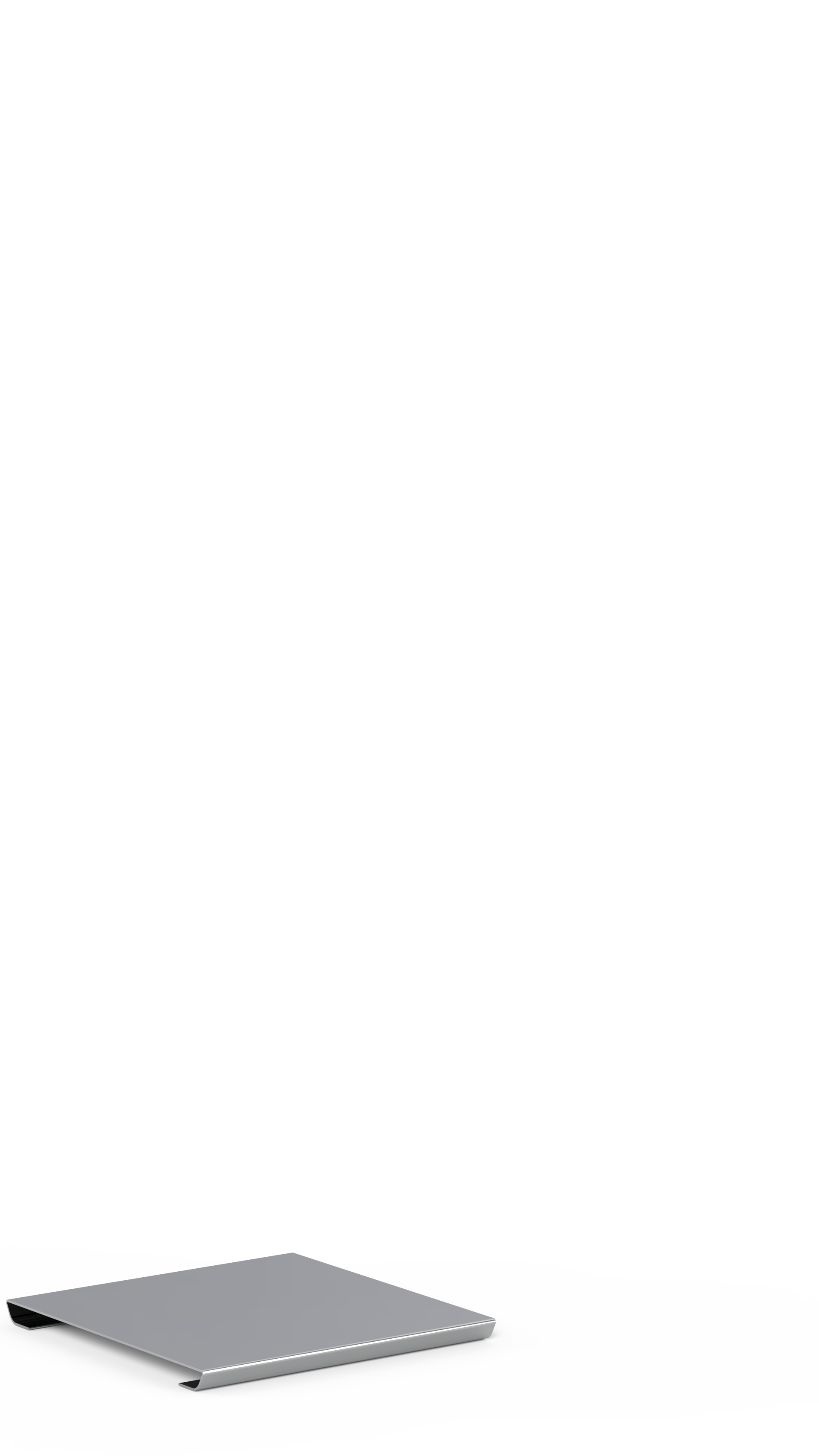 aeroPL30x30x2x2 Présentoir plateau de présentation SAINT-HONORÉ PARIS
