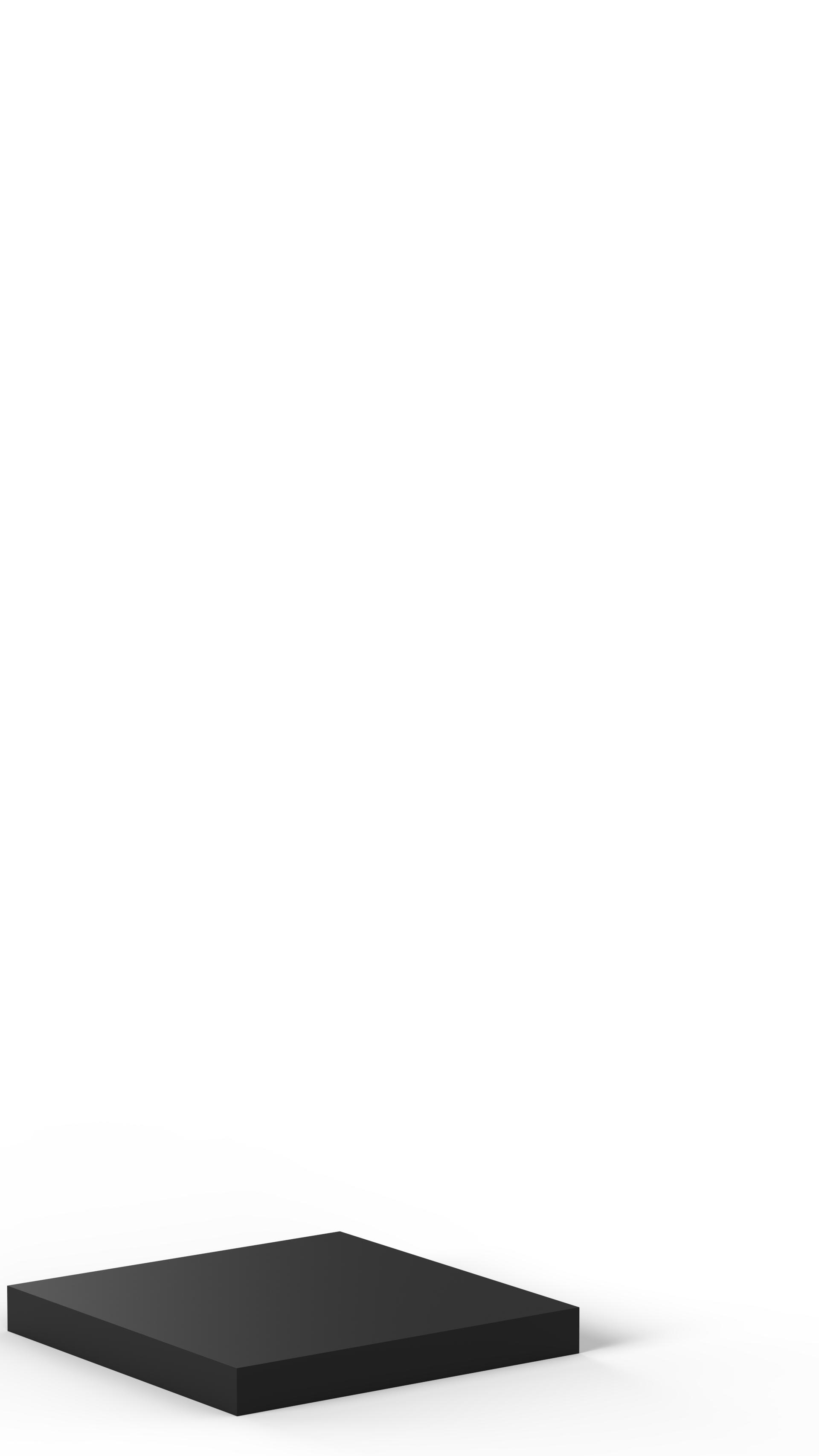 INITPLR35x35x4x2 Présentoir plateau de présentation SAINT-HONORÉ PARIS