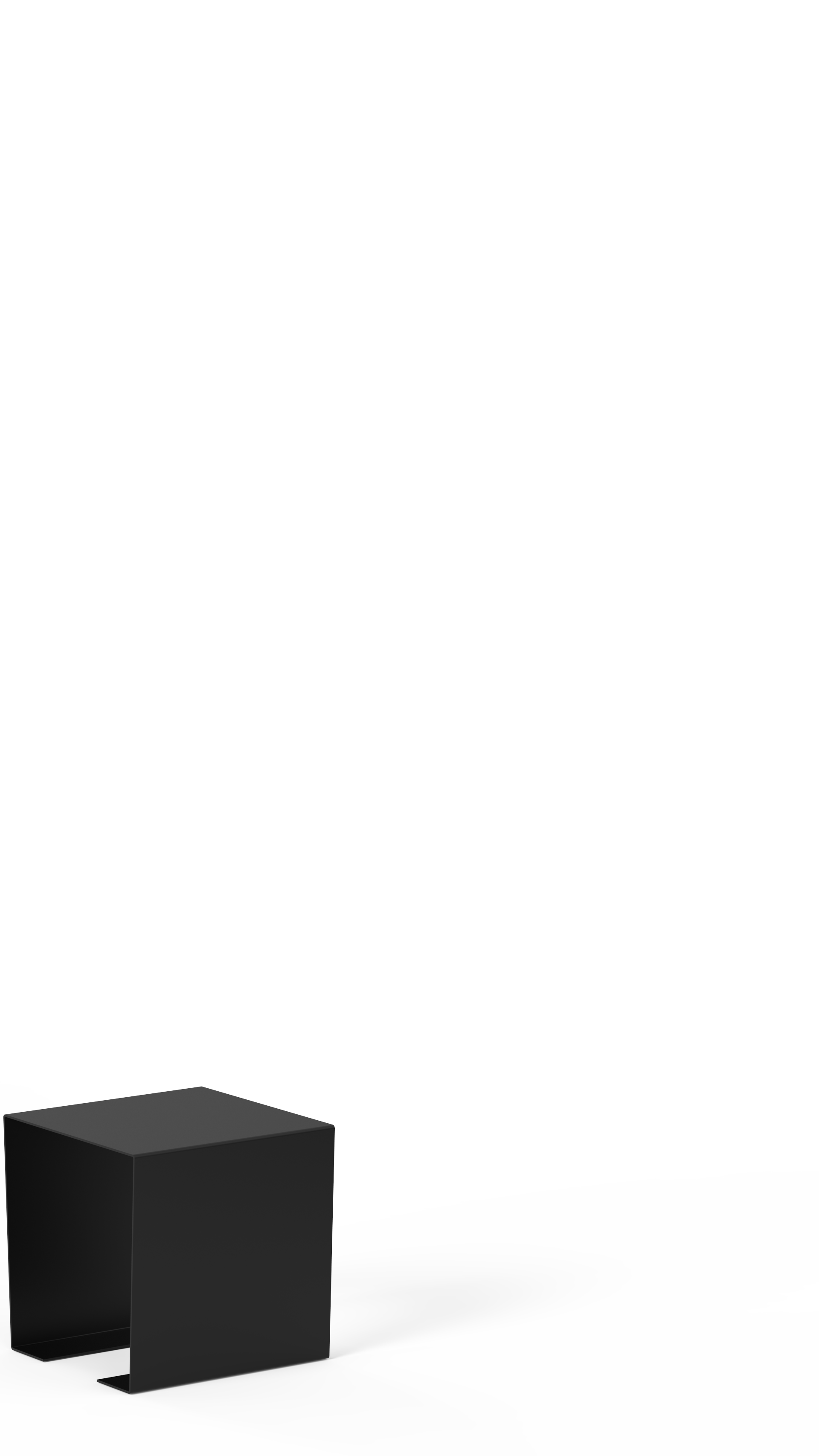 aeroS20x20x20 Présentoir plateau de présentation SAINT-HONORÉ PARIS